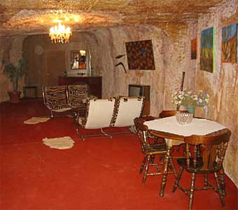 underground cave home. Cave Home Caves Homes for the Modern Stone Age Family