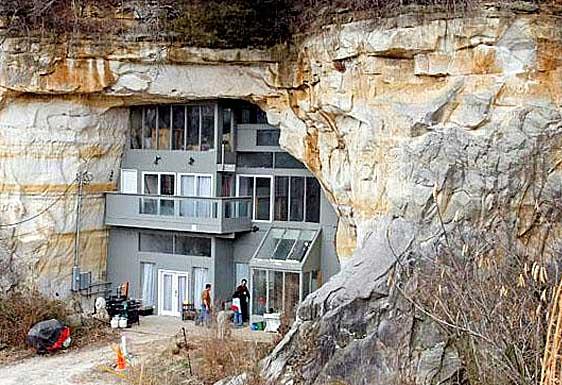 Underground Homes Overview